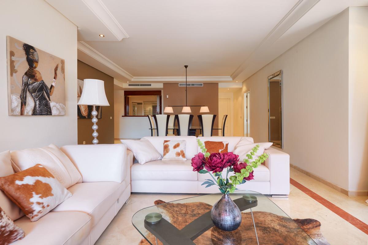 Urb. Menara Beach  New Golden Mile, Estepona  Spacious, quality ground floor apartment in the frontl,Spain