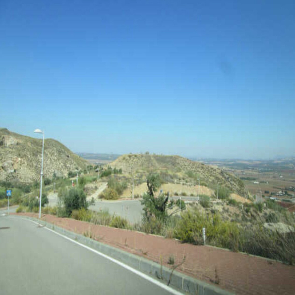 """""""It is about 40 plots (Residential use for detached single-family villas) located inside the GO,Spain"""