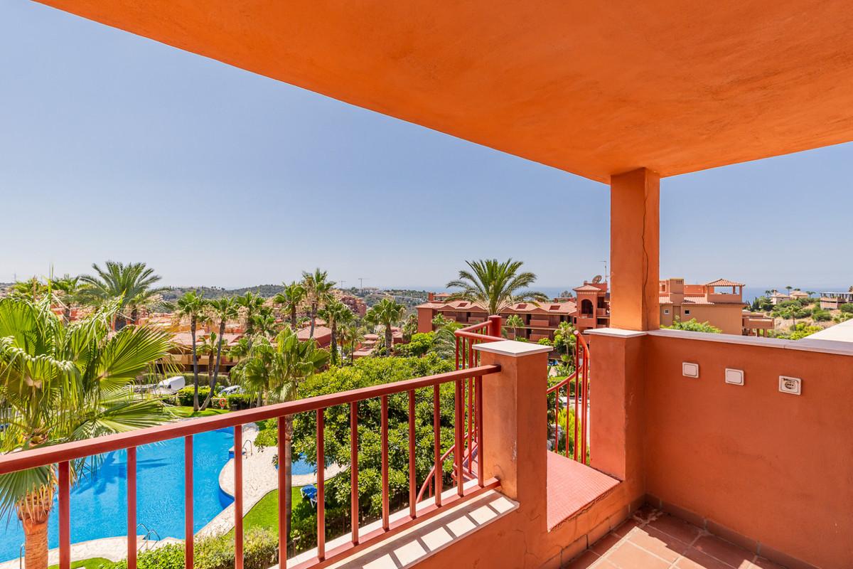Spacious duplex penthouse located in La Reserva de Marbella of 112 m2, near Las Chapas.  It is distr,Spain