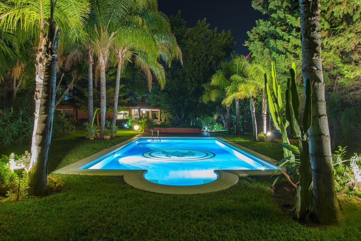 Impressive mansion near La Cala and 300m from the sea  La Cala de Mijas, Urb. Torrenueva. Manor hous,Spain