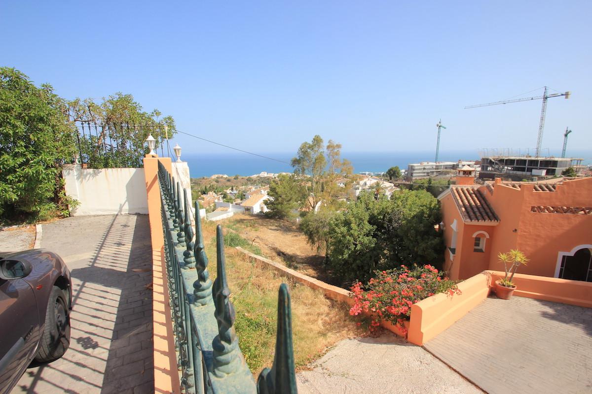 1092 m2 plot in La Capellania in Benalmadena - amazing views.,Spain