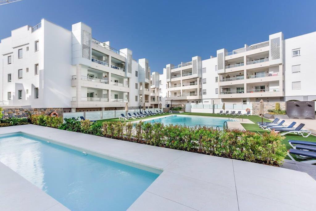 Penthouse, San Pedro de Alcantara, Costa del Sol. 3 Bedrooms, 2 Bathrooms, Built 90 m², Terrace 50 m,Spain