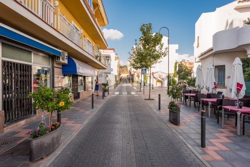 Bar for sale in Cala de Mijas, Mijas Costa. Regarding property dimensions, it has 90 m² built.   Thi,Spain