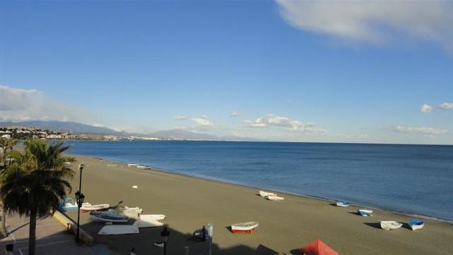 Great location. An apartment right on the beachwalk in Sabinillas, Manilva. Views over the beachwalk,Spain