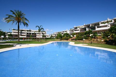 * Nueva Andalucia, within walking distance to Puerto Banus, Elevated Ground floor corner apartment, ,Spain