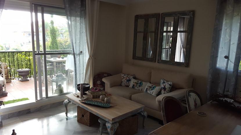 Superbe Appartement 3 chambres, 2 salles de bains, de 110 m2 a 5 minutes a pieds de Puerto Banus dan,Spain