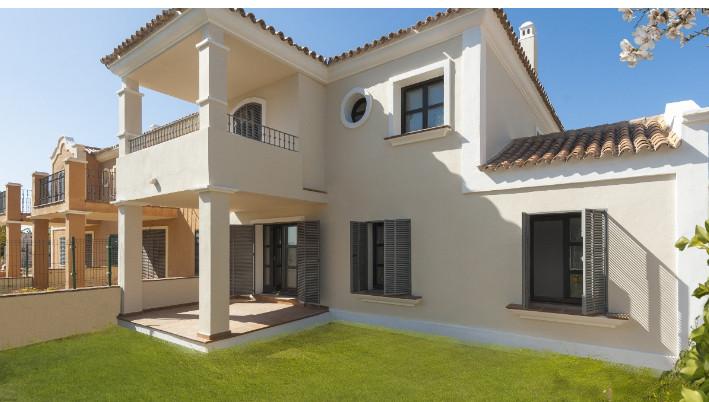 Detached Villa, San Pedro de Alcantara, Costa del Sol. 4 Bedrooms, 3 Bathrooms, Built 174 m², Terrac,Spain
