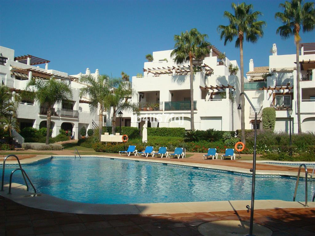 "Apartment located in Nueva Alcantara in the complex ""La Gavia"", in San Pedro de Alcantara.,Spain"