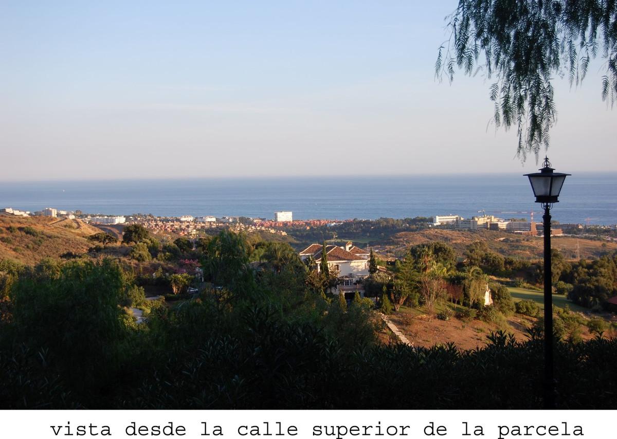 Location: Los Altos de los Monteros Urbanization, Marbella Address: Avenida de las Adelfas Plot: Nº ,Spain