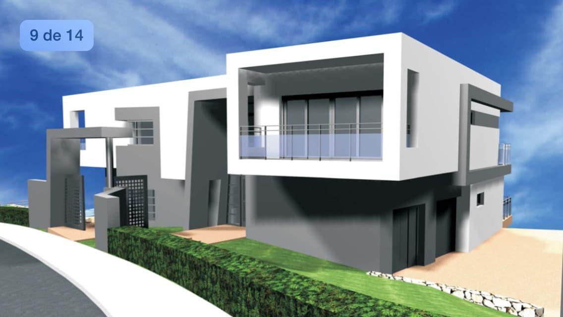 Excellent condition, new villa in a well known urbanisation in East Marbella, El Rosario. The villa ,Spain
