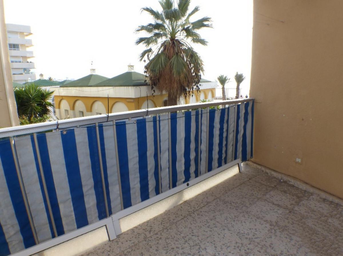 Middle Floor Studio, Carvajal, Costa del Sol. Built 31 m², Terrace 6 m².  Setting : Beachfront, Beac,Spain
