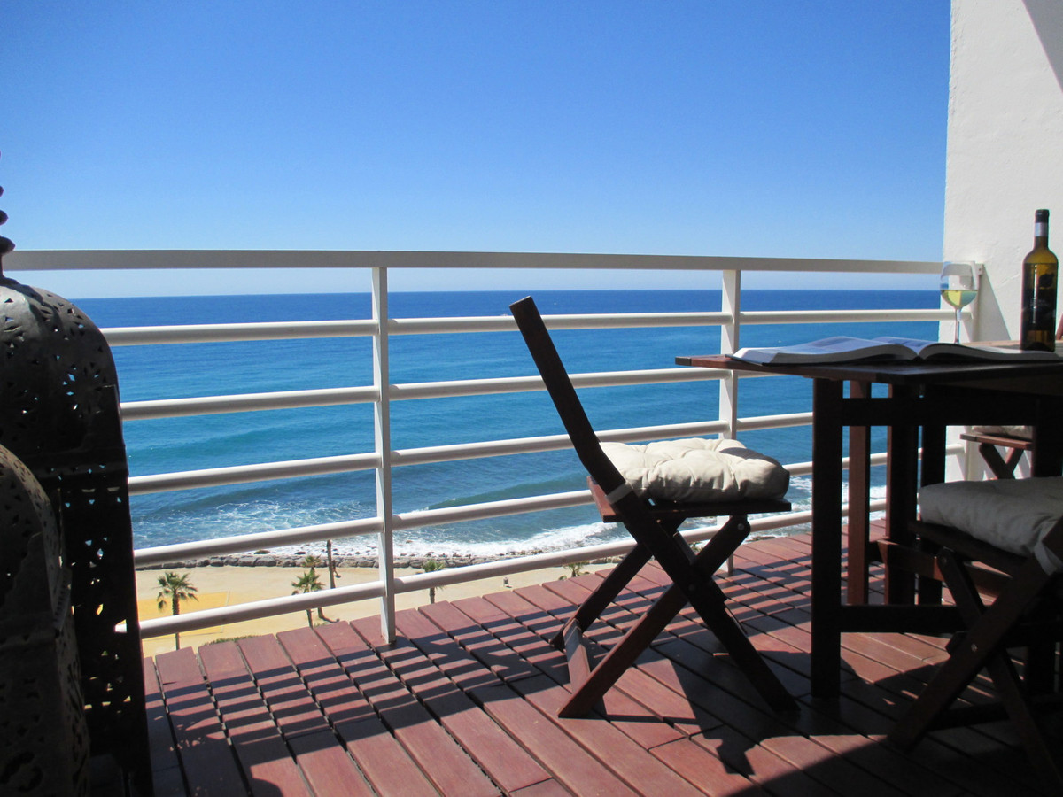 Exceptional beachfront penthouse loft in Benalmadena Costa!  This loft has been recently extraordina,Spain