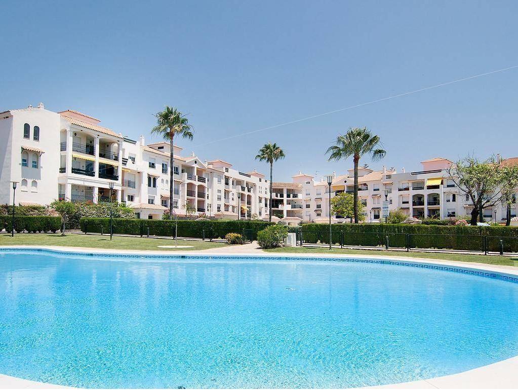 Beachside ground floor apartment for sale at San Pedro Alcantara, Costa del Sol. In perfect conditio,Spain