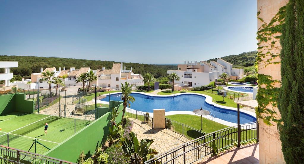 SPLASH OUT TODAY ! This is a 2 Bedroom 2 Bathrooms apartment in Terrazas de Alcaidesa in La Alcaides,Spain