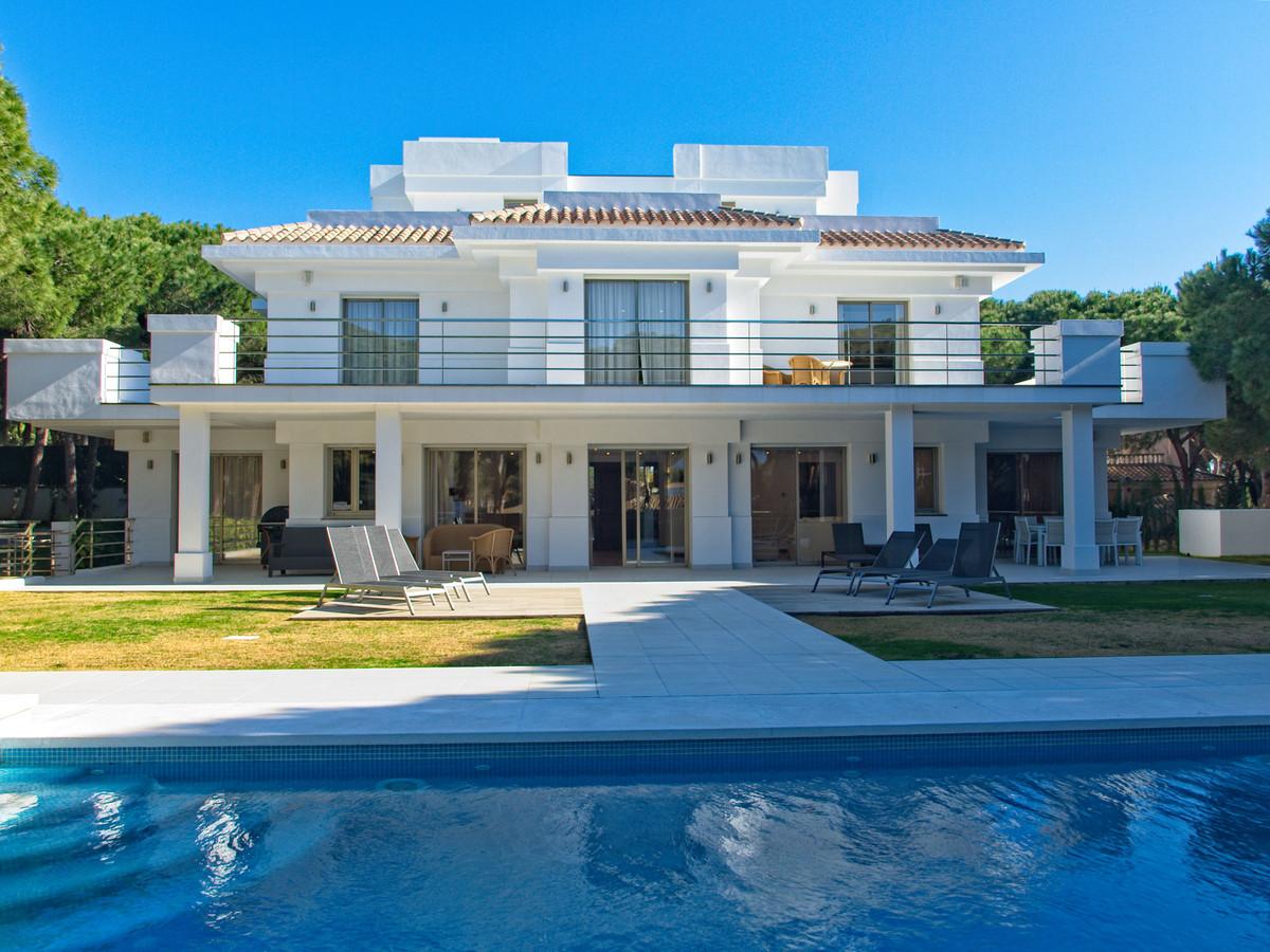 Modern new build villa in the exclusive Hacienda Las Chapas development. Situated in the best urbani,Spain
