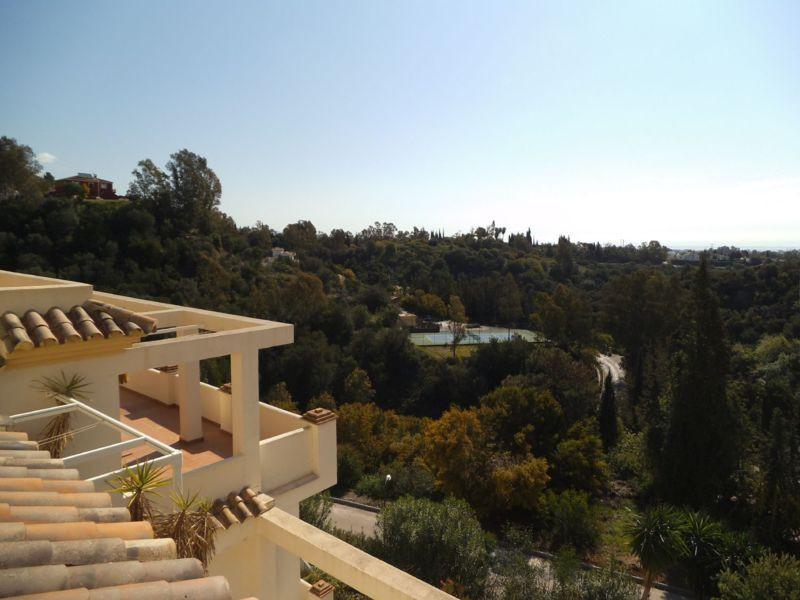 Property located in Los Almendros, Benahavis, Malaga. Bank repossession apartment of 112m2 built plu,Spain
