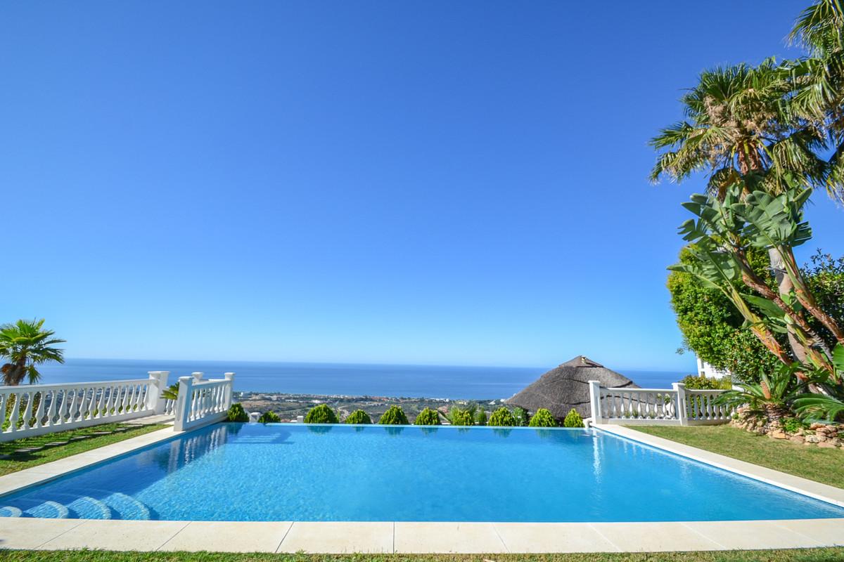 Fantastic villa in Altos de Los Monteros Marbella  Built in 3 levels, with an internal elevator dist,Spain