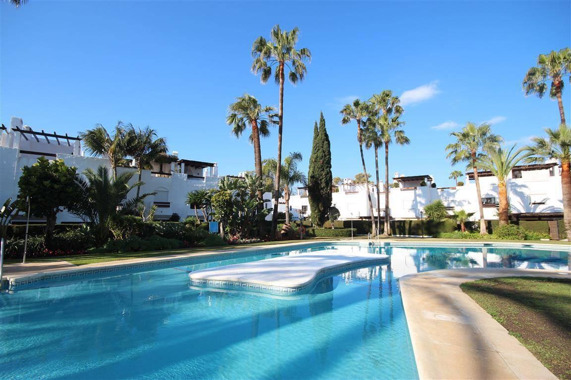 Townhouse, San Pedro de Alcantara, Costa del Sol. 3 Bedrooms, 2 Bathrooms, Built 140 m², Terrace 40 ,Spain