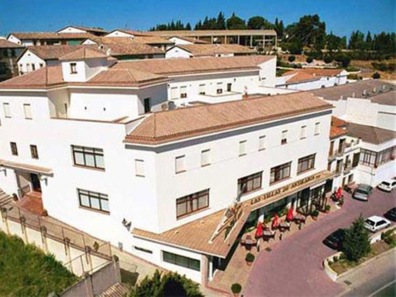 Hotel, Antequera, Costa del Sol.  33 Bedrooms Built 8078 m2 Terraces 500 m2 Plot 5981 m2  Actually w,Spain
