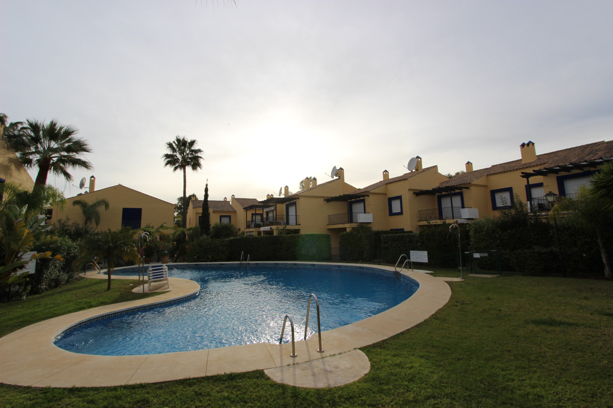 Townhouse, Puerto Banus, Costa del Sol. 3 Bedrooms, 3 Bathrooms, Built 160 m², Terrace 50 m,Spain