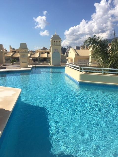 Ground Floor Apartment, Benalmadena Costa, Costa del Sol. 2 Bedrooms, 2 Bathrooms, Built 97 m².  Set,Spain