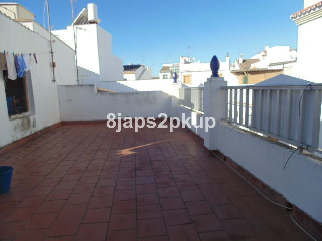 Townhouse, Estepona, Costa del Sol. 2 Bedrooms, 1 Bathroom, Built 70 m², Terrace 38 m².  Setting : C,Spain