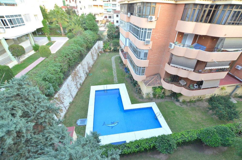 GREAT TERRACE OF 63 M2! Located in Arroyo de la Miel centre (Benalmadena). South-east facing terrace,Spain
