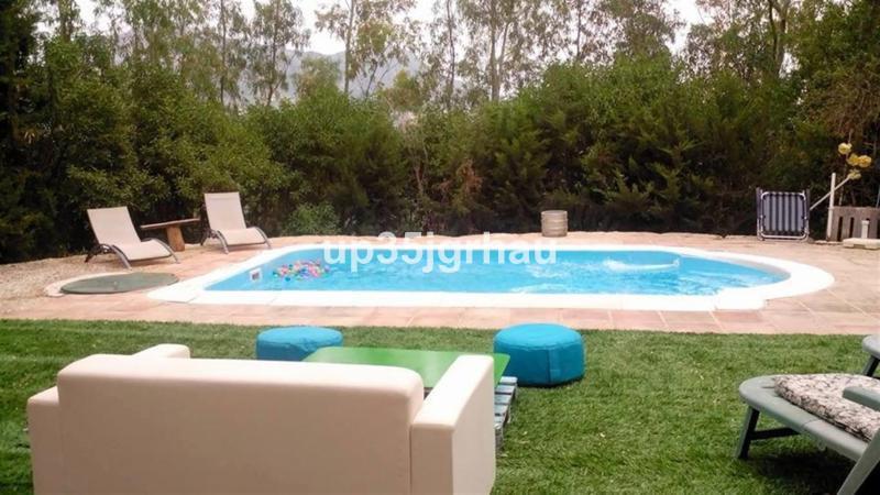 RENT MINIMUN 4 WEEKS. Finca - Cortijo, Gaucin, Costa del Sol. 3 Bedrooms, 2 Bathrooms, Built 100 m²,,Spain