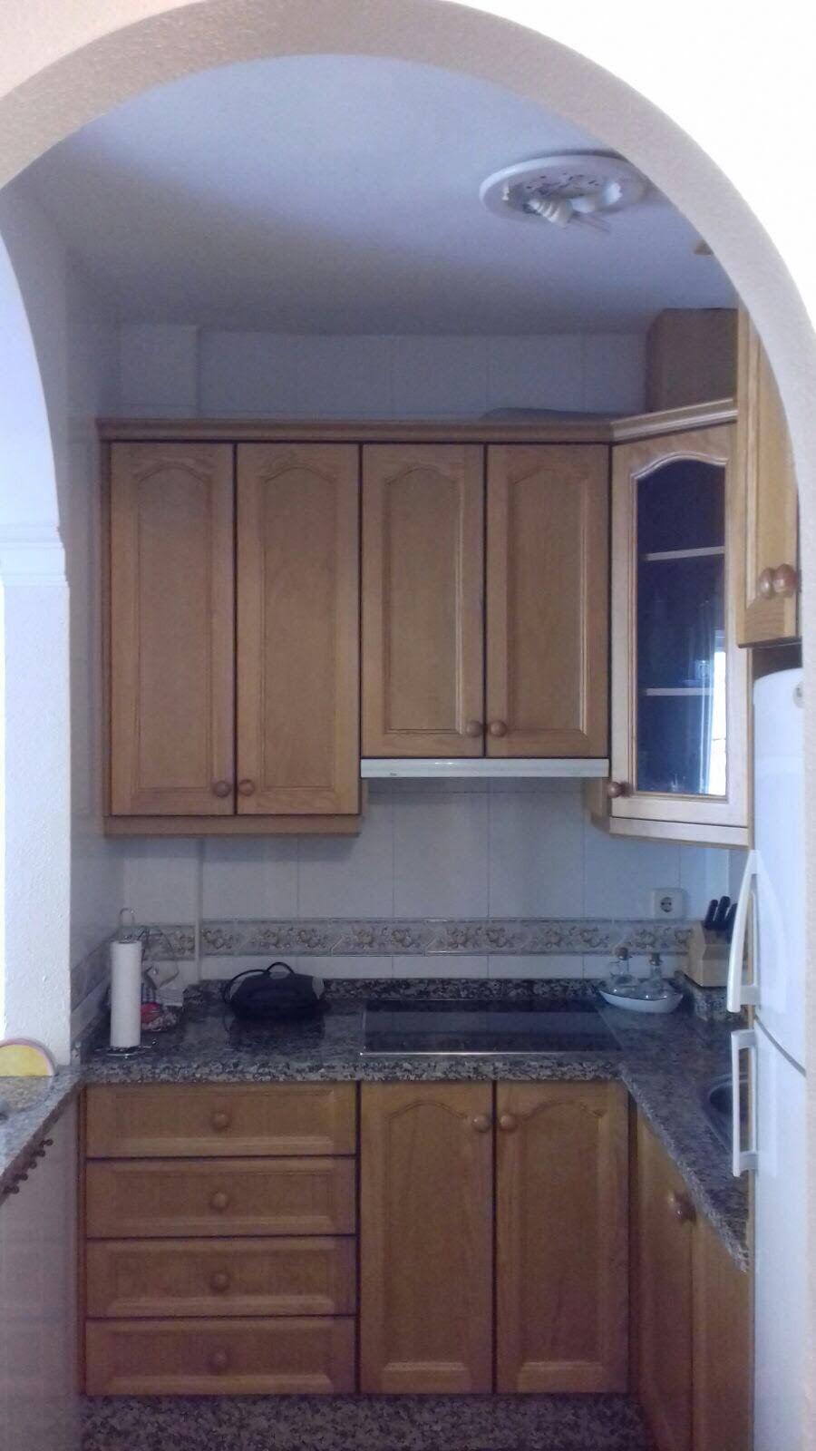 Middle Floor Apartment, Fuengirola, Costa del Sol. 1 Bedroom, 1 Bathroom, Built 32 m².  Set,Spain