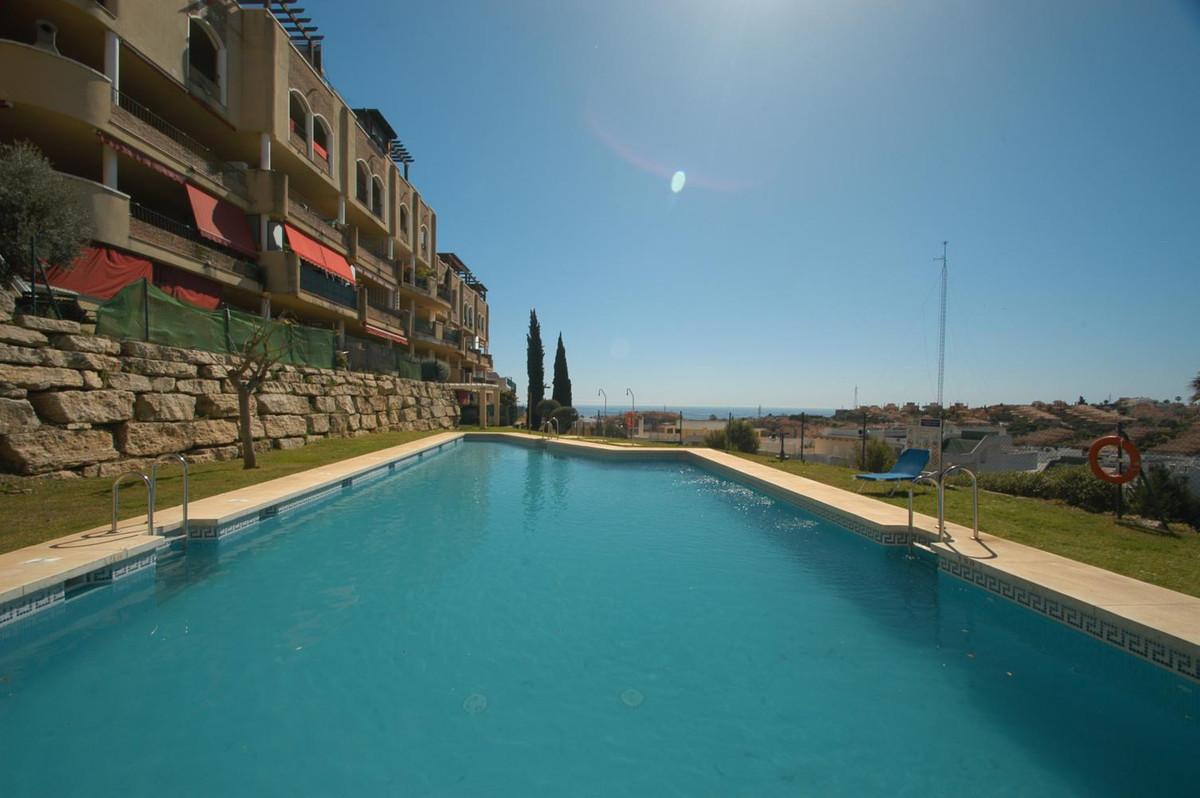 I never saw a terrace larger than this  Mijas-Costa, Riviera del Sol, Urbanization Eden Golf Riviera,Spain