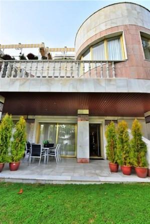 Ground Floor Apartment, , Costa del Sol. 3 Bedrooms, 3 Bathrooms, Built 300 m², Terrace 25 m².  Sett,Spain
