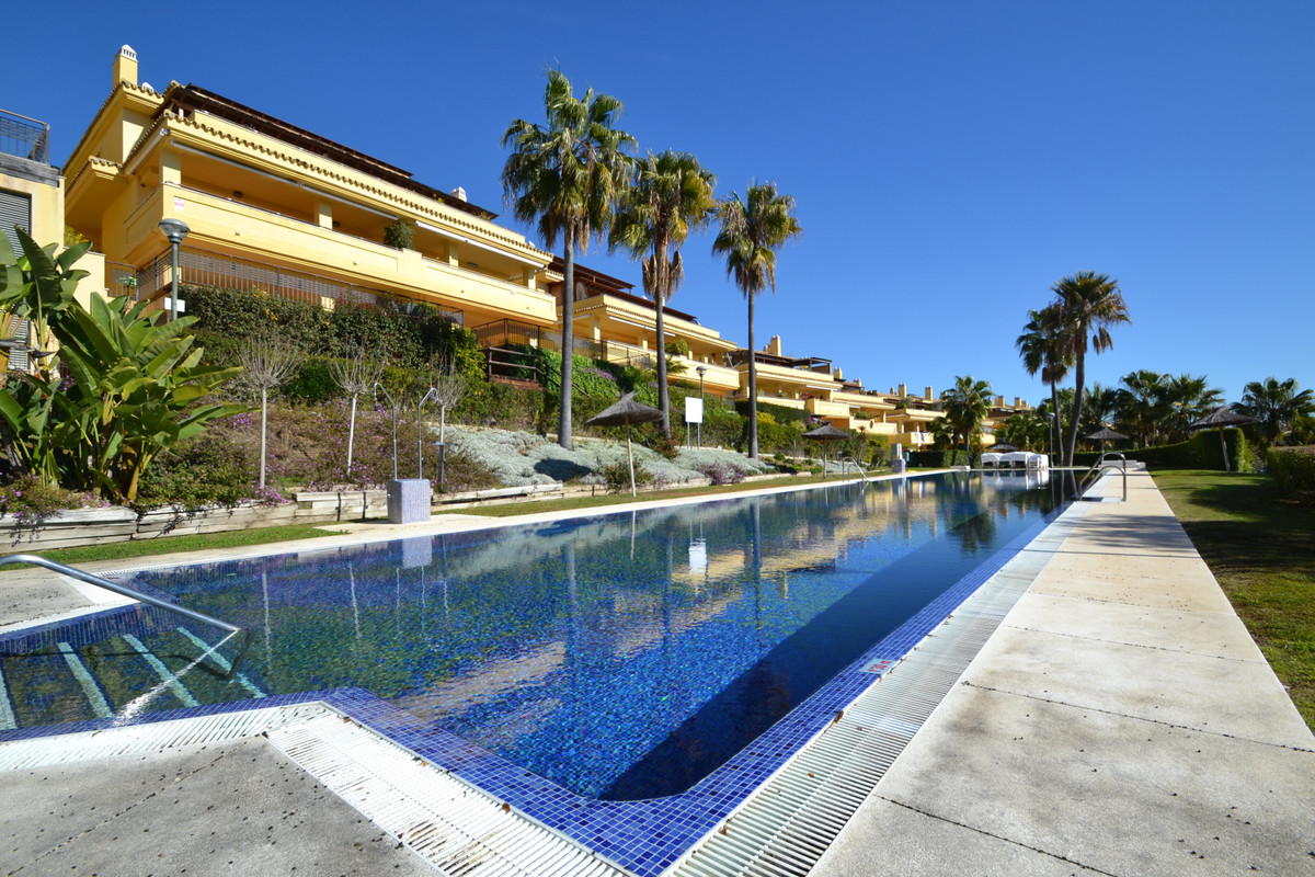 Fantastic and exclusive two bedroom apartment located in Condado de Sierra Blanca, Marbella with spe,Spain