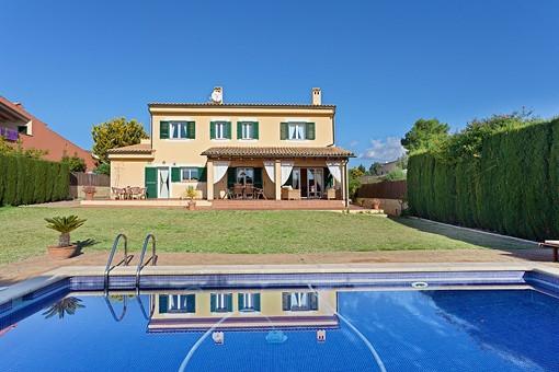 Precioso chalet en San Marcal (Marratxi) dispone de solar de 800 m2 con una vivienda unifamiliar de ,Spain