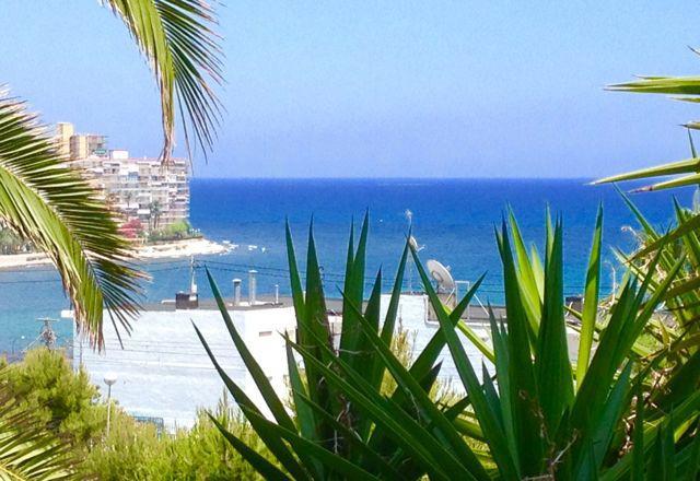 Pristine 4 bedroom corner duplex with garden, 100m from Muchavista beach, El Campello.   This impecc,Spain