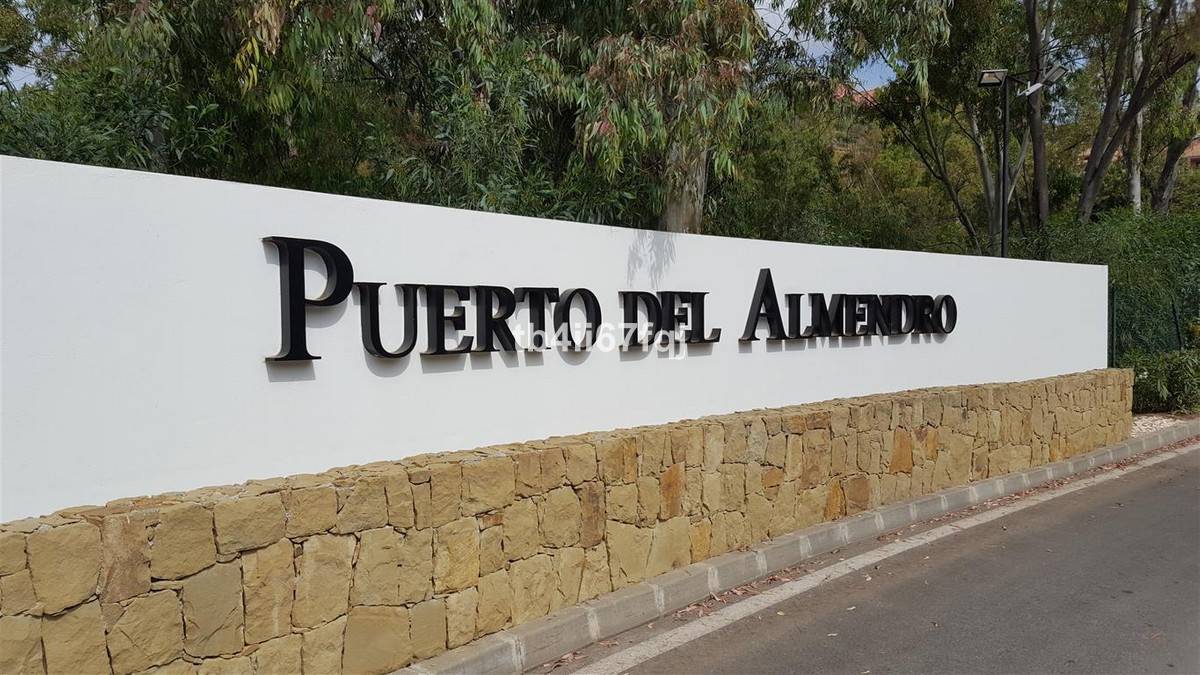 Included retaining walls (escuyera) in Price  Plot for sale in Puerto de Los Almendros Benahavis, Ma,Spain