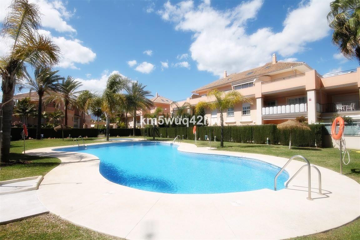 Ground Floor Apartment, Marbella, Costa del Sol. 2 Bedrooms, 2 Bathrooms, Built 108 m², Terrace 20 m,Spain
