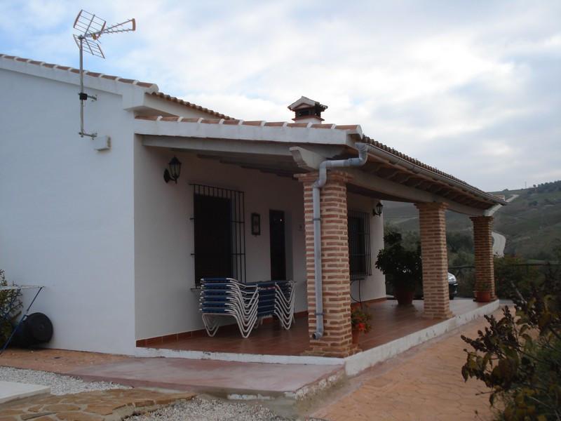 Beautiful villa with great views near Valle de Abdalajis.  Beautiful villa located near the Spanish ,Spain