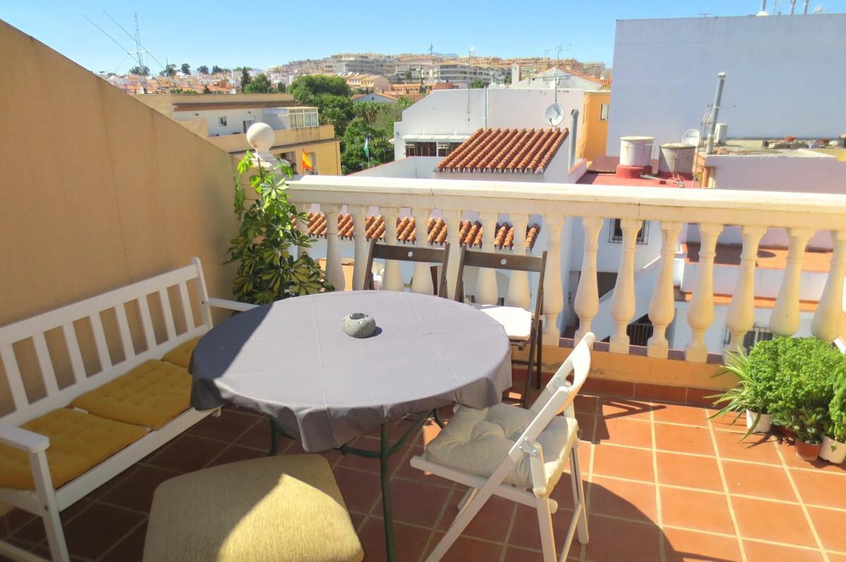 Penthouse, Las Lagunas, Costa del Sol. 2 Bedrooms, 1 Bathroom, Built 58 m², Terrace 7 m².  Setting :,Spain
