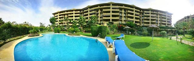 Ground Floor Apartment, Guadalmina Alta, Costa del Sol. 2 Bedrooms, 2 Bathrooms, Built 126 m², Terra,Spain