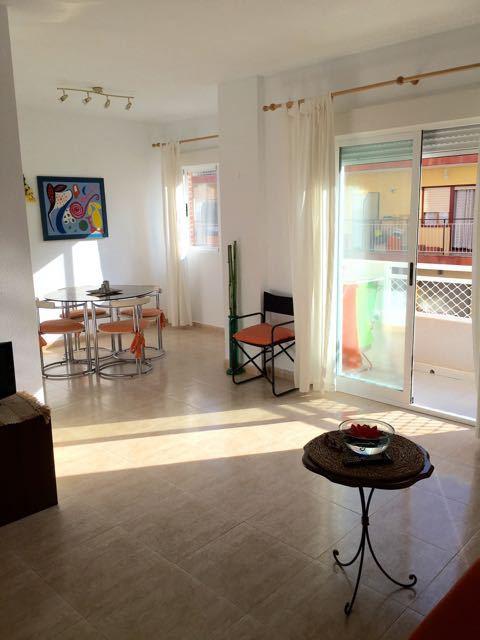 Delightful, 3 bedroom apartment, very spacious, in El Campello Pueblo near the Cultural Centre.  Thi,Spain