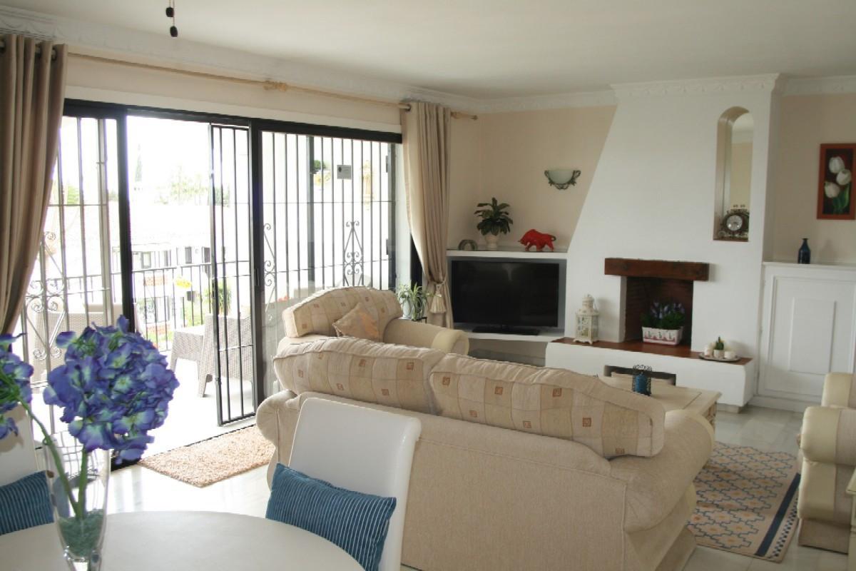 Very Nice 2 Bedroom, 2 Bathroom FIRST FLOOR APARTMENT in PATIO LOS NARANJOS, Close to Bowls, Tennis ,Spain