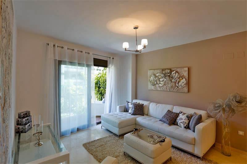 Wonderful south facing two bedroom apartment in the Palacio de Congresos in the center of Marbella, ,Spain