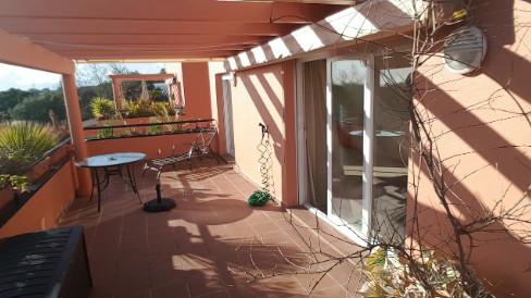Beautifully presented spacious 3 bed 2 bath flat  in La Hacienda, Elviria with very large terraces a,Spain
