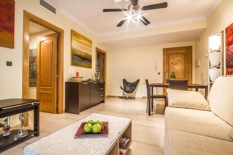 APARTMENT IN GRANADA (CONSTITUCION-CALETA)  In Andaluces Avenue. Apartment (55m2) located in an embl,Spain