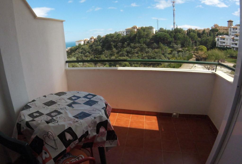 Middle Floor Apartment, Benalmadena Pueblo, Costa del Sol. 2 Bedrooms, 2 Bathrooms, Built 78 m&s,Spain