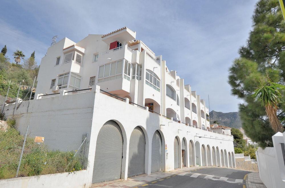 APARTMENT WIHT AMAZING SEA VIEWS! Nice apartment located in Benalmadena Pueblo. Glazed terrace facin,Spain