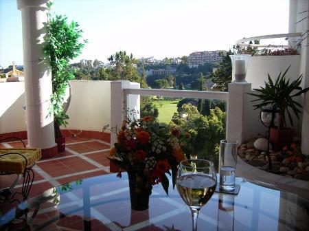Precioso apartamento de dos dormitorios, terraza con orientacion sur y vistas panoramicas. Muy ampli,Spain
