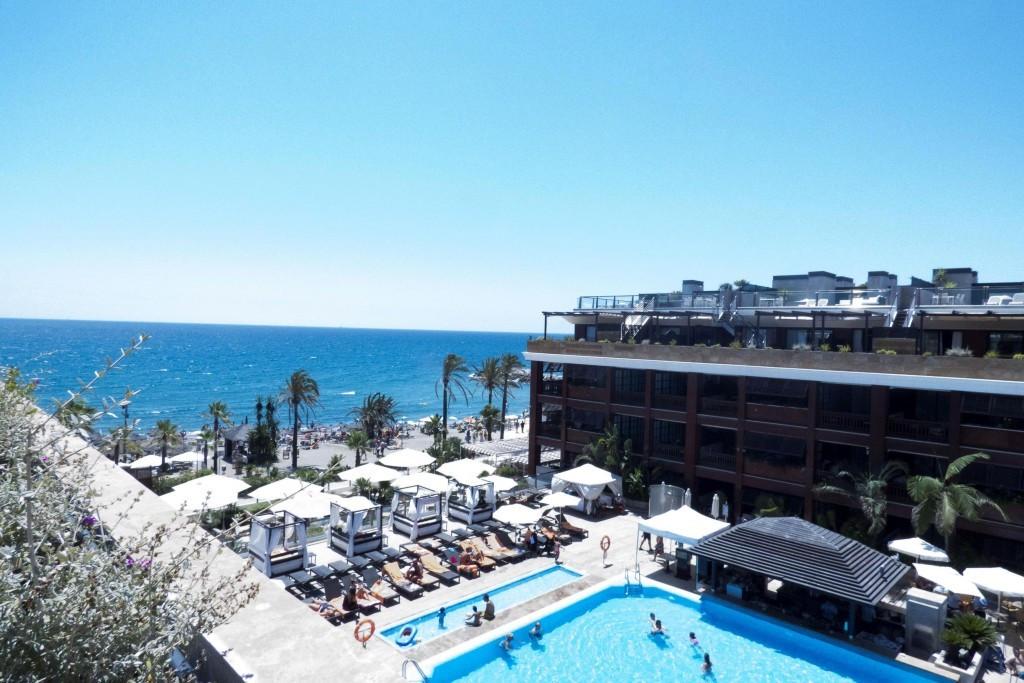 Penthouse, Puerto Banus, Costa del Sol. 2 Bedrooms, 2 Bathrooms, Built 151 m², Terrace 100 m².  Sett,Spain