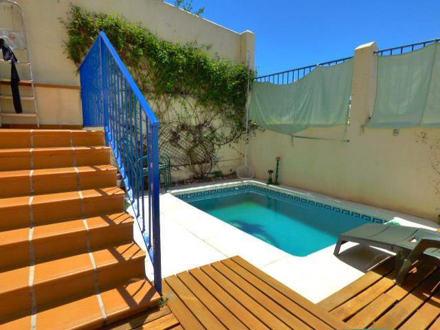 4 bedrooms townhouse at Torreblanca del sol, quiet area 800 meters from torreblanca train station.  ,Spain