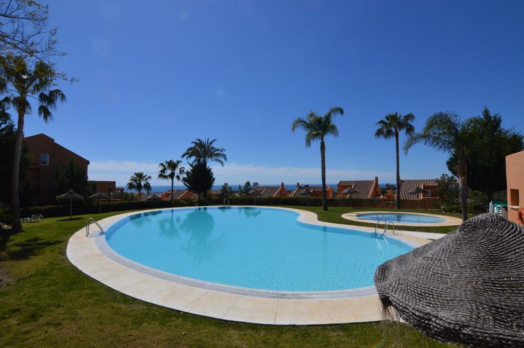 Elviria, Marbella,. a cozy and bright 1 bedroom apartment with fantstic Mediterranean  sea views as ,Spain